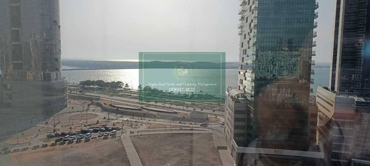 شقة في برج الجوهرة منطقة الكورنيش 1 غرف 90000 درهم - 5154930