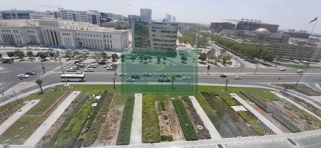 فلیٹ 1 غرفة نوم للايجار في كابيتال سنتر، أبوظبي - 1-4 Payments: 1 Bed w/ Full Facilities!