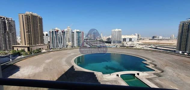 Studio for Rent in Dubai Sports City, Dubai - BRAND NEW    MIND BLOWING CANAL VIEW   LOW PRICE IN TOWN