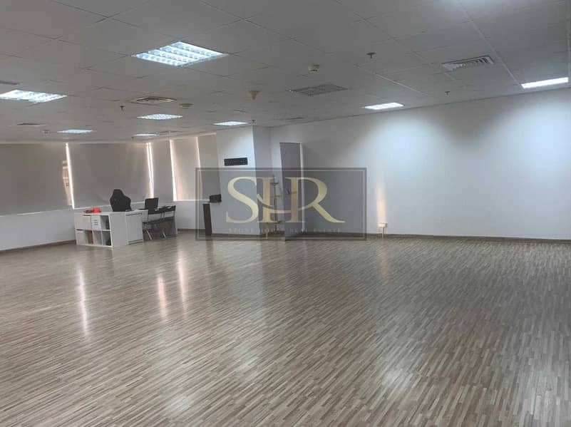 Fitted Office   High Floor   Vacant