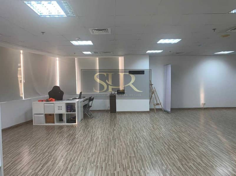 2 Fitted Office   High Floor   Vacant