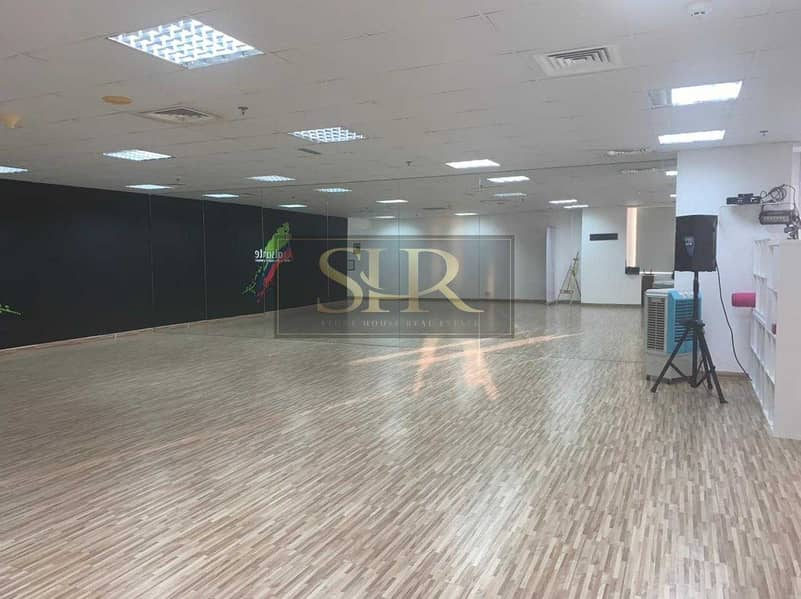 9 Fitted Office   High Floor   Vacant