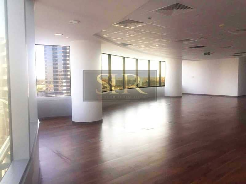 2 Huge Fitted Office | Gold Tower | Partition Option