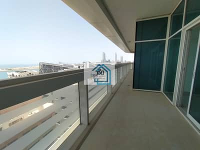شقة 3 غرف نوم للايجار في الخالدية، أبوظبي - Stylish 3 Bedroom with maid room No Commission 6 payments Apartment very good location Al Khalidiyah