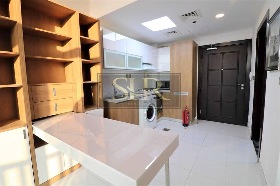 14 4-6 Cheques   Fully Furnished Studio in Al Furjan