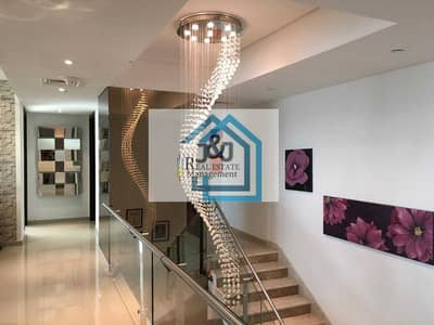 5 Bedroom Penthouse for Rent in Al Reem Island, Abu Dhabi - Super Hot Deal!!! 4 Bedroom +Study +Maid room Fully Furnished