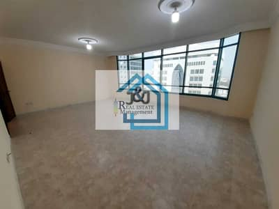 شقة 2 غرفة نوم للايجار في الخالدية، أبوظبي - NO COMMISSION  2BHK beautiful apartment with store