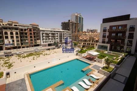شقة 2 غرفة نوم للبيع في قرية جميرا الدائرية، دبي - Pool View 2BR