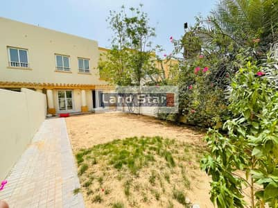 2 Bedroom Villa for Rent in The Springs, Dubai - Type 4M  2 bed + Study  Back to Back   V Clean