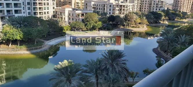 1 Bedroom Flat for Rent in The Views, Dubai - Chiller Free 1BR  Full Canal View/ Well Maintained