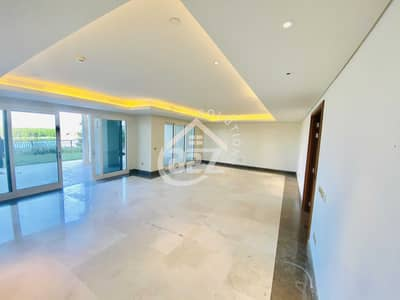 3 Bedroom Flat for Rent in Al Zahraa, Abu Dhabi - 3 BR with Mangrove View with Terrace