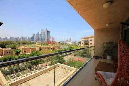 2 Bedroom Flat for Sale in The Views, Dubai - Rented 2 Beds 2.5 Baths  Large Size With Golf View