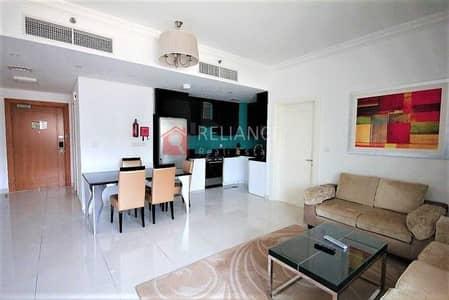 فلیٹ 1 غرفة نوم للبيع في الخليج التجاري، دبي - Luxurious Furnished 1 Bedroom 1.5 Bath - Pool View