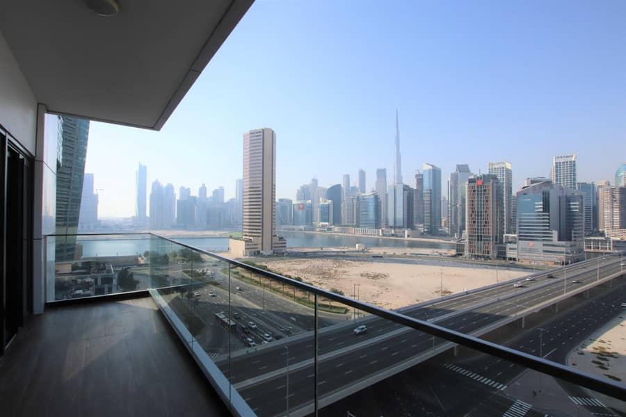 Burj Khalifa View   Brand New   Fully furnished