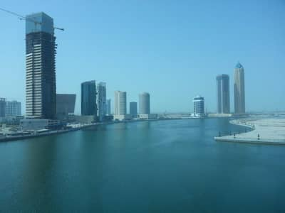 Office for Sale in Business Bay, Dubai - Fully Fitted   Low Floor   Canal View  Business Bay