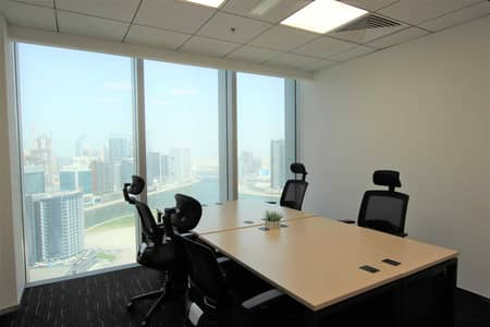 Office for Rent in Business Bay, Dubai - Modern Business Centre   All-Inclusive Packages   Varied Rental Options