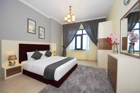 Studio for Rent in Dubai Silicon Oasis, Dubai - Enticing Studio Fully Furnished at Palace Tower All Inclusive