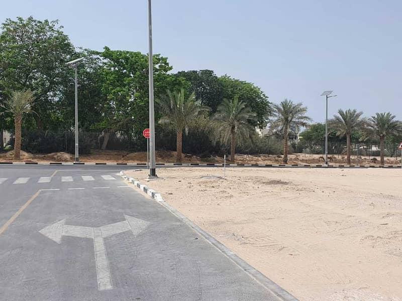 FREEHOLD RESIDENTIAL PLOT FOR SALE   AL FURJAN