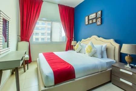 1 Bedroom Apartment for Rent in Liwan, Dubai - Enchanting 01 BR in Mazaya- Queue Point DSO
