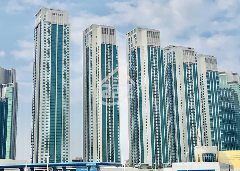 2 BR in Marina Blue  Tower