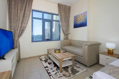 Studio for Rent in Dubai Silicon Oasis, Dubai - Brand New Classic Studio in the Palace Tower