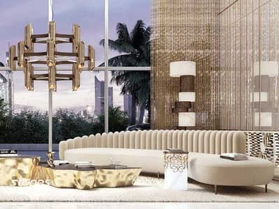 مجمع سكني  للبيع في دبي هاربور، دبي - Bulk Unit | Luxurious Project | Beachfront living