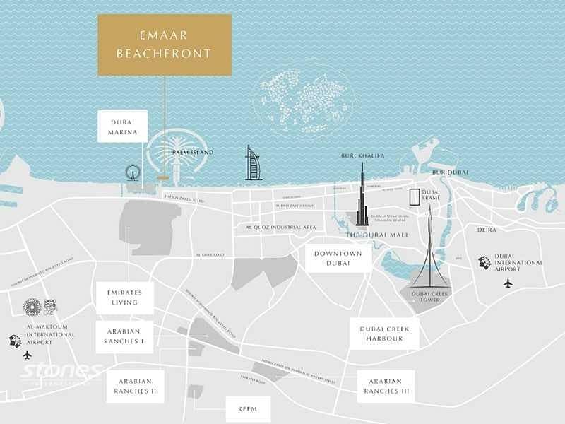20 Bulk Unit   Luxurious Project   Beachfront living