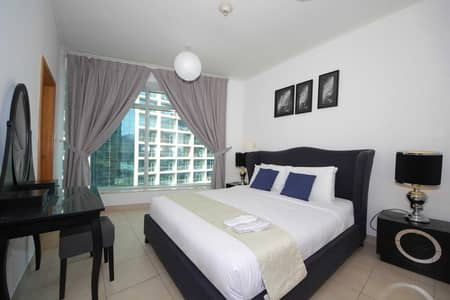 1 Bedroom Flat for Rent in Downtown Dubai, Dubai - Amazing 01 BR Apartment in Burj Views Tower C- Downtown