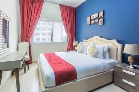 1 Bedroom Flat for Rent in Liwan, Dubai - Extraordinary 01 BR in Mazaya- Queue Point