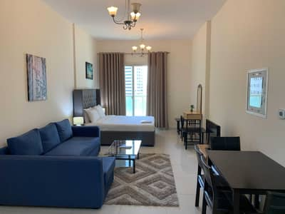 Studio for Rent in Dubai Sports City, Dubai - Price reduced! Superb Studio Apartment in Elite Residences 1- Sports City (12)