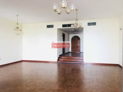 3 Bedroom Townhouse for Rent in Jumeirah, Dubai - ***3BR+Maid Townhouse in Jumeriah at 130K**