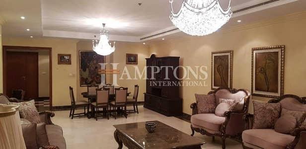 شقة 3 غرف نوم للبيع في دبي مارينا، دبي - Huge 3BR+Maid |Fully Furnished| Terrace