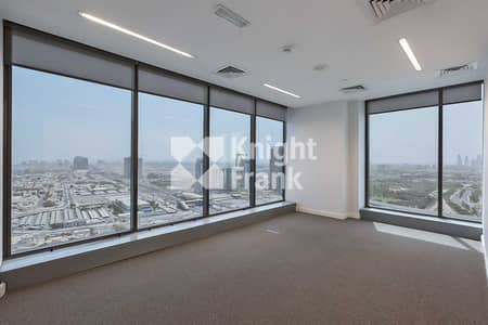 Office for Rent in Sheikh Zayed Road, Dubai - Beautiful Fit Out | Private Pantry | Full Floor