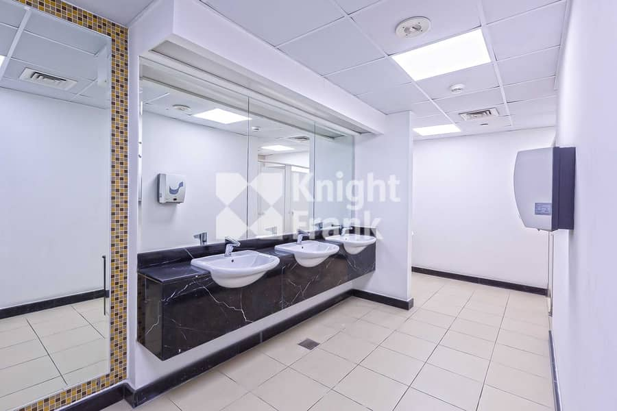 33 Full Floor | Beautiful Fit Out | Private Pantry