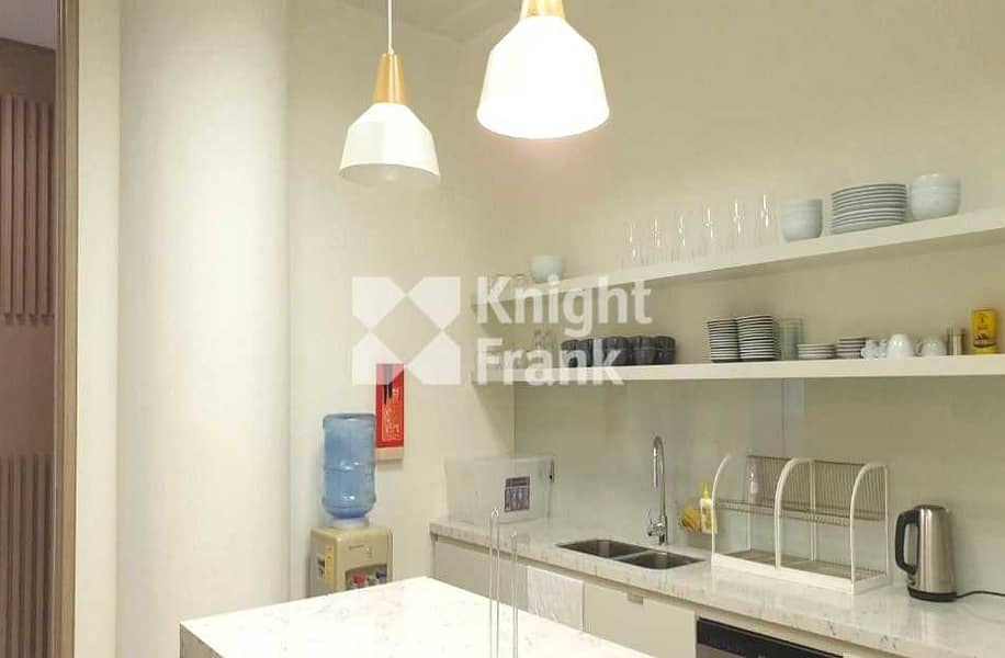 13 Grade A Tower | CAT A Fitted | Fully Furnished