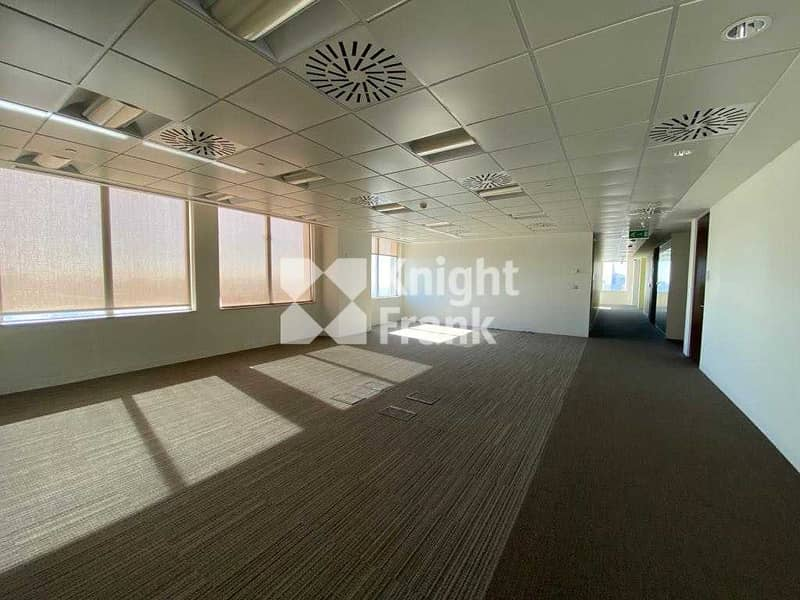 Fitted | Sea & SZR View | Freezone Licensed