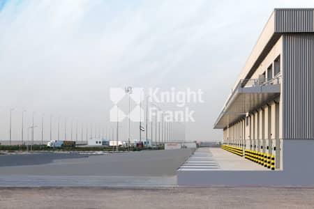 مستودع  للايجار في دبي وورلد سنترال، دبي - Dubai South Warehouses Available for Rent