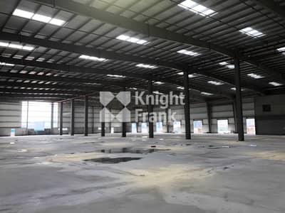 مستودع  للبيع في دبي وورلد سنترال، دبي - New Modern Warehouse | High docks| 570kW Power