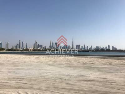 Plot for Sale in Pearl Jumeirah, Dubai - Amazing Location | Sea-View| Sky Line View