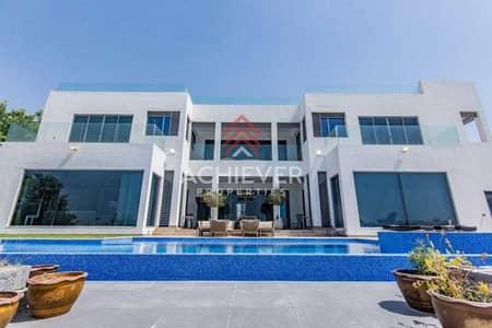 6 Bedroom Villa for Sale in Palm Jumeirah, Dubai - Modern Living   Full Sea View   Luxurious 5BDR