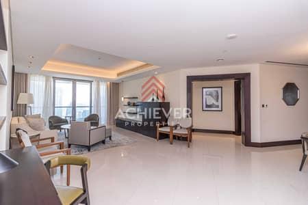 2 Bedroom Flat for Sale in Downtown Dubai, Dubai - Full Burj & Full Fountain View | Splendid Apartment | 05 Series