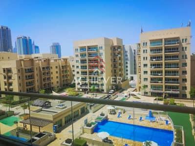فلیٹ 2 غرفة نوم للبيع في الروضة، دبي - Pool View | 18 Series | 2 Bedrooms + Study