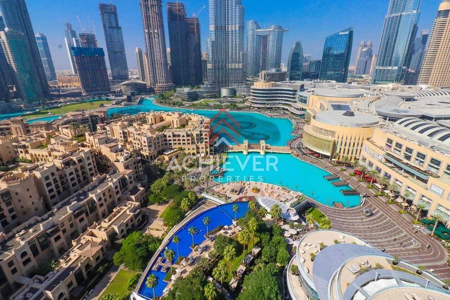 2 Extravagantly Luxurious   Fountain Views