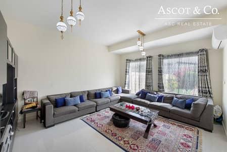 تاون هاوس 3 غرف نوم للبيع في الينابيع، دبي - Exclusive 2M 3B | Springs 14 | Pool View