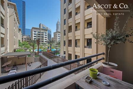 شقة 2 غرفة نوم للبيع في الروضة، دبي - Vacant on Transfer Big 2 Beds Plus Study
