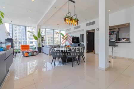 شقة 3 غرف نوم للبيع في دبي مارينا، دبي - Full Marina View   Furnished   Bright Apartment