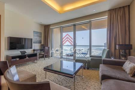 فلیٹ 1 غرفة نوم للايجار في وسط مدينة دبي، دبي - Luxurious | Modern Furnished Apt | High Floor