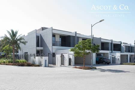 4 Bedroom Villa for Rent in Motor City, Dubai - 4 BHK | PARK BACKING|END UNIT| AVAILABLE