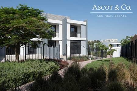 4 Bedroom Villa for Rent in Motor City, Dubai - 4 BHK|SINGLE ROW |END UNIT|NEAR ENTRANCE