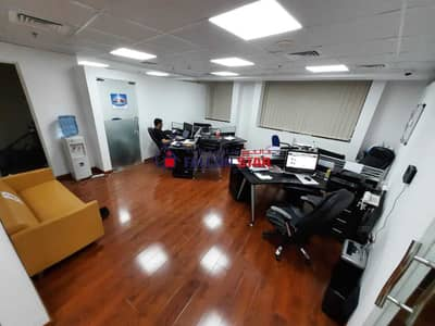Office for Sale in Motor City, Dubai - BEST PRICE | PRIME LOCATION | FULLY FITTED OFFICE with 2 PARKING